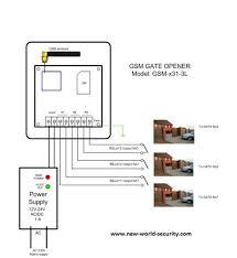 gsm mini controller gsm x31 3l wiring diagram