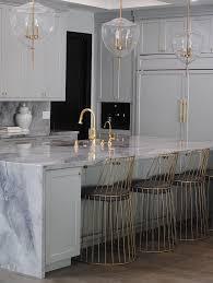 Famous Kitchen Designers Ryan Saghian Luxury Elegant And Beautiful Open Kitchen