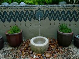 Small Picture placing a fountain unique garden fountain design 2135