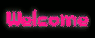 pink welcome pink welcome graphic english welcome graphics99 com