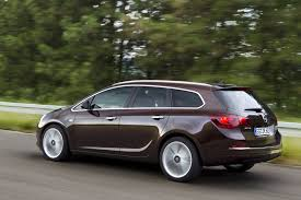 Opel Astra 1.2 2012 Technical specifications | Interior and ...