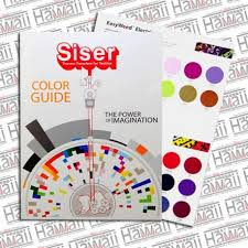 Siser Color Chart Siser Color Swatch Booklet