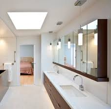 modern medicine cabinets. Perfect Modern View In Gallery Medicine Cabinets With Wooden Accents Intended Modern Cabinets I
