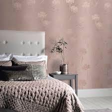 Gold Wallpaper Bedroom Ideas 2