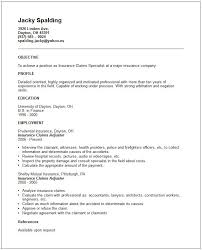 Claims Adjuster Resume Adorable 60 Elegant Claims Adjuster Resume Hs U60 Resume Samples