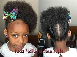 Natural Style For Little Girls Twist With Natural Curls Youtube