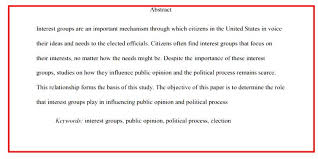 m atilde iexcl s de ideas incre atilde shy bles sobre apa abstract en apa abstract examples 6th edition