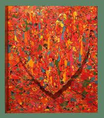heart of jackson pollock by robert quijada