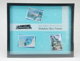 mcs industries collector u0027s museum shadow box frame 16 u0027 u0027x20 u0027