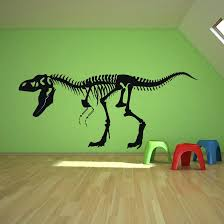 giant dinosaur wall decals skeleton t dinosaurs wall decals cooking wall  skeleton t dinosaurs wall decals