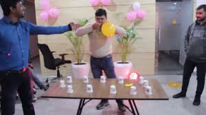 Easy Indoor Games Activities For Office Party It Company