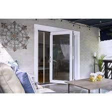 panel folding patio door kit