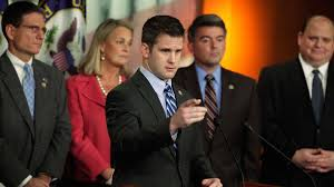 Adam Kinzinger says he can't support ...