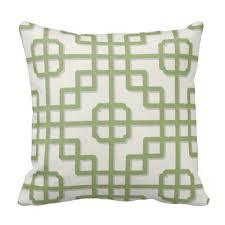 outdoor trellis pillows green outdoor pillows 18x18 inch