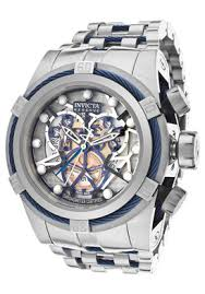 trick or treat skeleton watches just in time for halloween the look not only invicta 12900