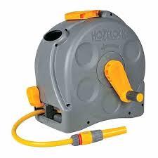garden hose reel parts. Metal Garden Hose Reel 2 In 1 Compact Enclosed Parts B