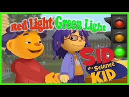 red light green light sid the science kid games pbs kids
