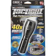 Emson Bell Howell Light Bar Bell Howell Taclight Led Flashlight Barone Hardware