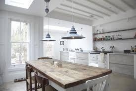 Interior Rustic Kitchen Table