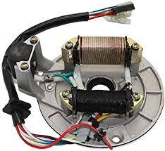 CNCMOTOK 2 Coil Ignition Magneto Stator Plate for ... - Amazon.com