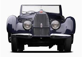 Bugatti introduced the legendary type 57 in 1934, laying the groundwork for some of its most iconic cars, including the atlantic and atalante. 1938 Bugatti Type 57c Convertible Revivaler