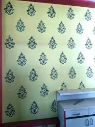 wall stencils for painting home design awesome ideas tea stencil free