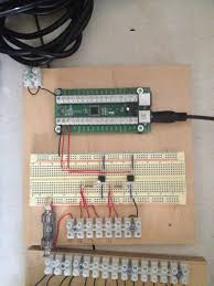 flipper circuits kenny s random projects once i had the circuit figured out it was set it neatly on a breadboard and mounted next to the ipac