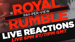2020*~~LIvESTreAM~~^^~@ WWE: Royal Rumble 2020 — WWE Royal ...