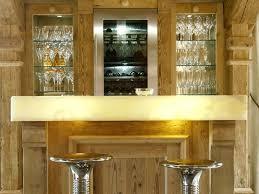 various bar glass display stunning glass door bar cabinet display cabinets shot glass bar display