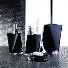 bathroom accessories sets silver. Twist Black Bathroom Accessory Set For Modern Bath Accessories Plan 12 Sets Silver