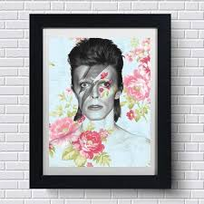 wall arts designs david bowie wall art lisa jaye art designs