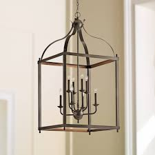 Arched Silhouette Pendant Light