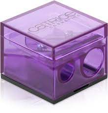 <b>Catrice</b> - <b>Точилка</b> для косметического карандаша, фиолетовая ...