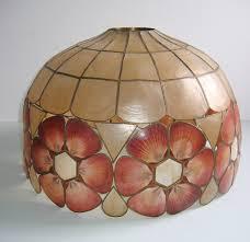 Full Size of Lamp:capiz Shell Lamp Capiz Floor Lamp Lovely Shades Most  Creative Shell ...