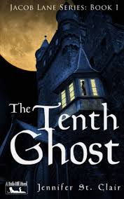 Jacob Lane Series book 1: The Tenth Ghost: Amazon.es: St. Clair, Jennifer:  Libros en idiomas extranjeros