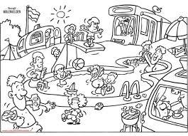 75 Kleurplaat Kinderboerderij Kleurplaat 2019