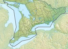 Calabogie Lake Depth Chart Kamaniskeg Lake Wikipedia