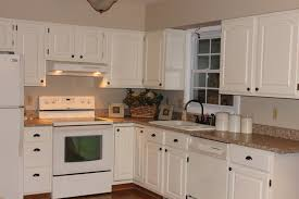 Granite With Cream Cabinets Cream Kitchen Cabinets Pictures Ideas Kitchen Trends
