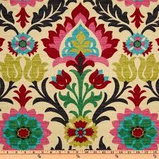 Designer Home Decor Fabric Adorable Waverly Santa Maria Desert Flower Discount Designer Fabric