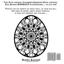 mandala easter eggs coloring book sam sara 9781511448925 amazon books