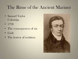the rime of the ancient mariner essay the rime of the ancient mariner by marya topina danielle yu and madison
