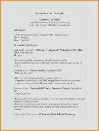 30 New Daycare Resume Picture Popular Resume Sample