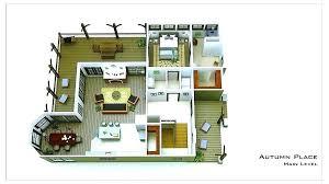 artistic modern bungalow floor plans diy modern house plan