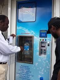 Filtered Water Vending Machine New SKNVibes Island Purified Water Launches Water Refilling Vending