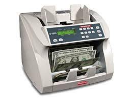 High Capacity Banknote Processing