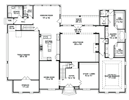 ranch style house plans 4 bedroom elegant simple design 2 bathroom floor one ranch style house plans 4 bedroom elegant simple design 2 bathroom floor one