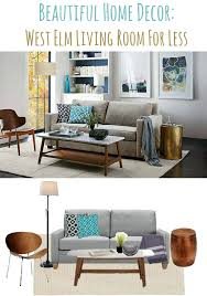 living room looks for less. refresh your living room home decor with a modern west elm look. we have taken looks for less o