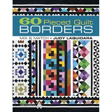 Quilt Border Patterns Adorable American Quilter's Society 48 Pieced Quilt Borders Mix Match