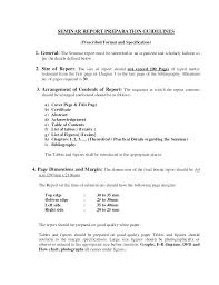 Formal Outline For Research Paper Seminar Template Format – Rigaud