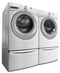 Frontload Washers Amana 48 Cu Ft Front Load Washer And 74 Cu Ft Electric Dryer